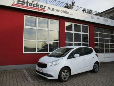 gebraucht Kia Venga 1.6 CVVT Automatik Dream-Team Edition