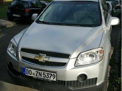 gebraucht Chevrolet Captiva LS 2.0 - Navi,Rückfahrka...