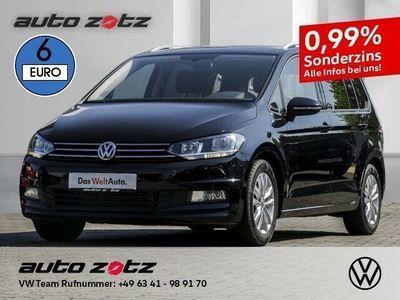 gebraucht VW Touran Comfortline 2.0 TDI 7 Sitze Klima