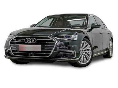 gebraucht Audi A8L 60 TFSIe Q KONTURSITZE LM20 BuO ADVANCED