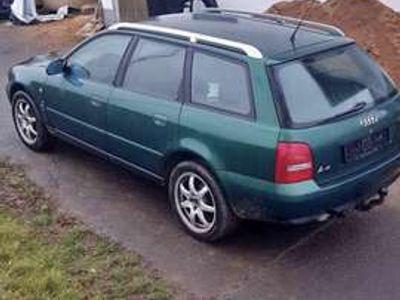 gebraucht Audi A4 Avant 1.8