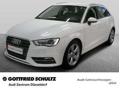 gebraucht Audi A3 Sportback 2.0 TDI inklusive Anschlussgar
