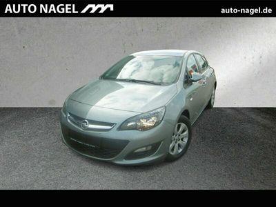 gebraucht Opel Astra 1.6 Edition Klima/MF-Lenkrad/BC/eFH.