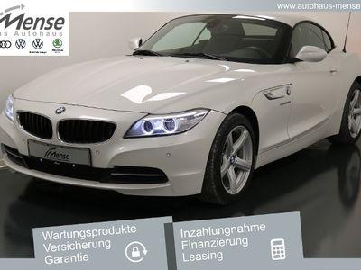gebraucht BMW Z4 Roadster sDrive 20i Klimaanlage Xenon SHZG GRA