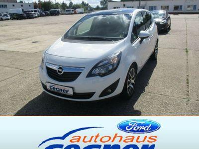 gebraucht Opel Meriva 1.4 ecoflex Color Edition AHK Tempomat