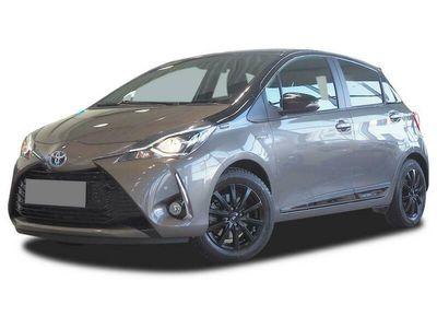 gebraucht Toyota Yaris Hybrid Yaris5-Türer Style Selection Grey SHZ P