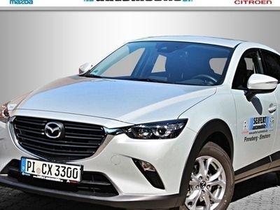 gebraucht Mazda CX-3 SKYACTIV-G 121 6GS AL-CENTER TOU-P NAV