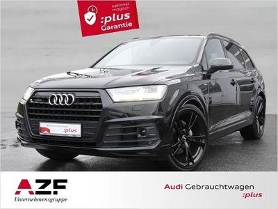 gebraucht Audi Q7 50 TDI qu. tip. S line AHK+Leder+Pano.