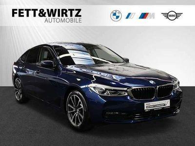 gebraucht BMW 620 Gran Turismo 620 d GSD AHK Leas. ab 489,- br.o.Az