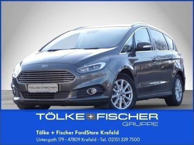 gebraucht Ford S-MAX Titanium 2.0L 132KW TDCi