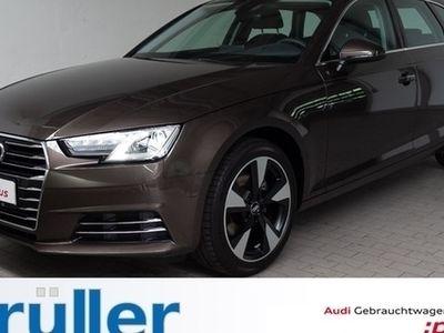 gebraucht Audi A4 Avant 2.0 TDI Design Navi Xenon virtual