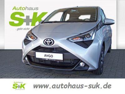 gebraucht Toyota Aygo 1.0l Benzin 5-Türer x-play Club ABS ESP ZV