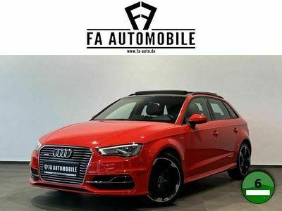 gebraucht Audi A3 Sportback e-tron e-tron S Line Navi LED Pano Rotor