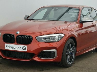 gebraucht BMW M140 A 5trg. Navi,LED Scheinwerfer,Leder,SH,PDC