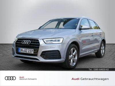gebraucht Audi Q3 1.4 TFSI FSE PDC SHZ LED-SCHEINWERFER EURO6
