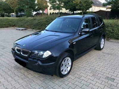 gebraucht BMW X3 30d xDrive Automatik TÜV 05/23 206.000 km E83