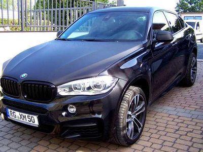 gebraucht BMW X6 M X6 M50d Euro 6 DPF Digital Head up Display LED AHK