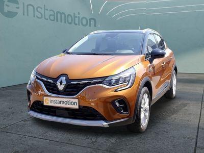 gebraucht Renault Captur CapturINTENS TCe 100 Sitzheizung+Klimaautomatik