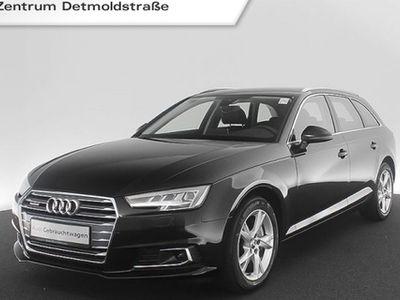 gebraucht Audi A4 Avant 2.0 TDI qu. Sport MatrixLED Assistenz Leder