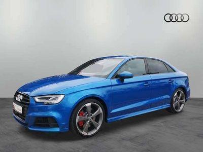 gebraucht Audi S3 Limousine 2.0 TFSI quattro KLIMA LED NAVI ALU