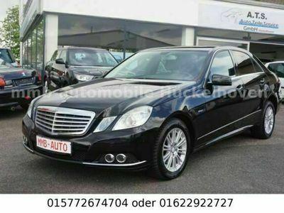 gebraucht Mercedes 250 E -Klasse Lim.ECDI BlueEfficiency*AUTOMATIK