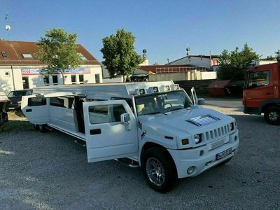 gebraucht Hummer H2 6x6 Stretch Limousine mit JET-Do... als Limousine in Weststadt