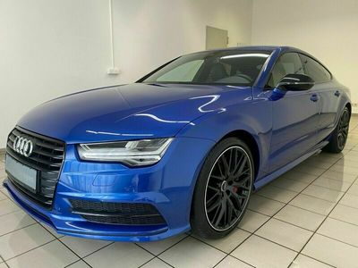 "gebraucht Audi A7 Sportback 3.0 TDI qu. competition Matrix Luft 20"""
