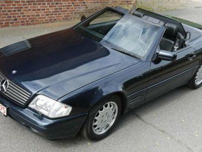 gebraucht Mercedes SL320 Leder,Automatik,2 Hand, Deutsche Auslief.