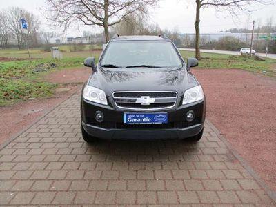 gebraucht Chevrolet Captiva 2.4 2WD 7 Sitzer LS