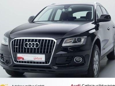 gebraucht Audi Q5 2.0 TDI clean diesel quattro 6-Gang