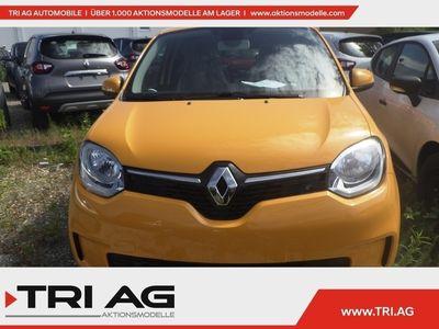 gebraucht Renault Twingo Limited Deluxe Start & Stop SHZ Modularitäts-Paket Klima AUX USB