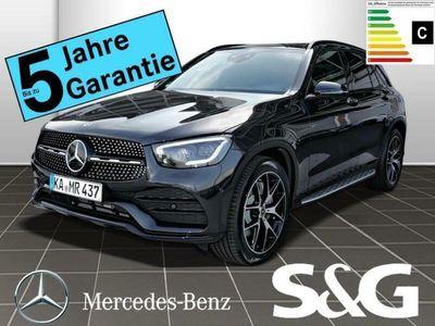gebraucht Mercedes GLC300 4MATIC AMG-Line LED/360°Kam/Pano/20/AHK