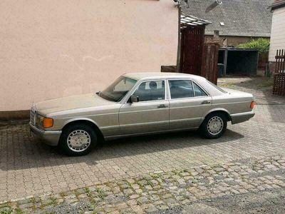 gebraucht Mercedes 260 MercedesSE-W126- H-Kennzeichen-TÜV NE...