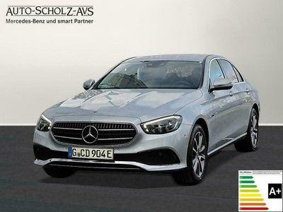 gebraucht Mercedes E300 Avantgarde 4M MBUX Navi Cam LED Parkass