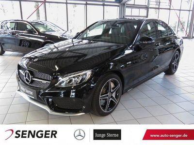 used Mercedes C43 AMG AMG 4M Comand LED Performance-Abgasanlage