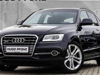 gebraucht Audi SQ5 3.0 TDI quattro Navigation / Xenon / Standheizung