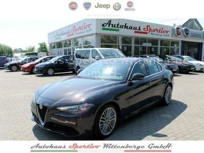 gebraucht Alfa Romeo Giulia Super 2.2 XenonNaviStandhzg.18 Zoll