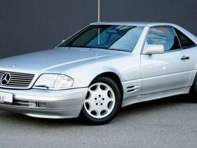gebraucht Mercedes SL500 4-Sitzer