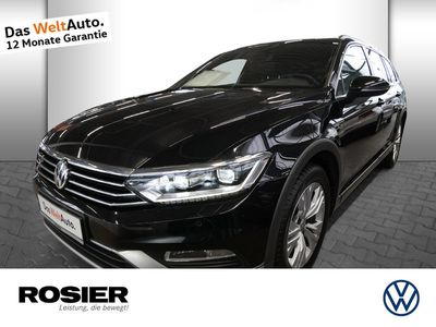 gebraucht VW Passat Alltrack 4M 2.0 TDI AHK ACC LED HUD Navi