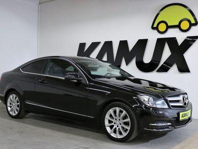 gebraucht Mercedes C220 CDI 7G-Tronic Plus +Leder +Navi COMAND +Premium Paket