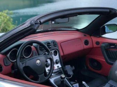 gebraucht Alfa Romeo Spider 916 Cabrio TÜV neu Twin ...