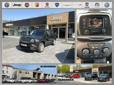 gebraucht Jeep Renegade Longitude 1.6l