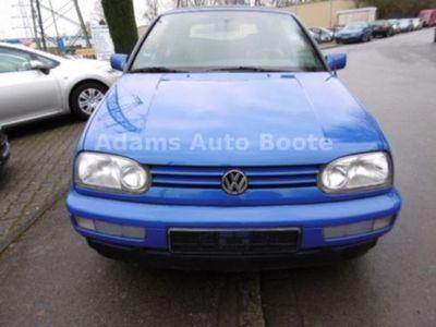 gebraucht VW Golf Cabriolet III Joker,1.Hand, top-gepflegt!