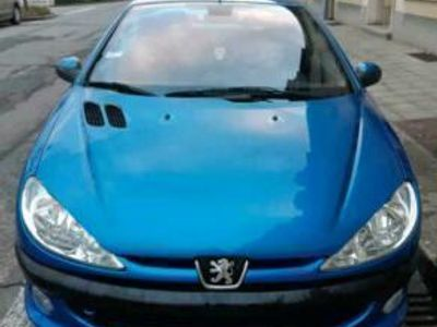 gebraucht Peugeot 206 CC - Cabrio - Ohne Tüv