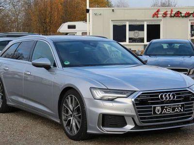 gebraucht Audi A6 45 TDI Quattro sport S-Line+Pan+Head+LP 107t?