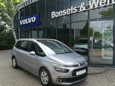 gebraucht Citroën Grand C4 Picasso SELECTION BLUE HDI 120 AHK Navi