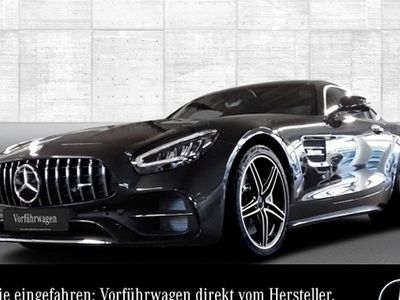 gebraucht Mercedes AMG GT Cp. Perf-Abgas Pano LED Kamera SpurPak PTS