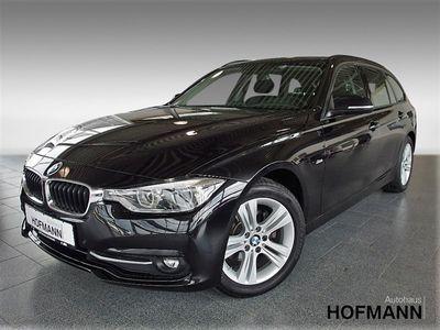 gebraucht BMW 320 d Touring Aut. Sport Line