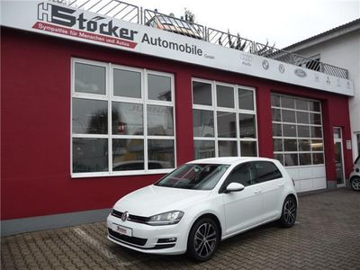 gebraucht VW Golf 1.4 TSI BlueMotion Technology Allstar