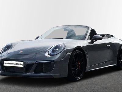 gebraucht Porsche 911 Carrera 4 Cabriolet 991 (911) GTS | 18-Wege |